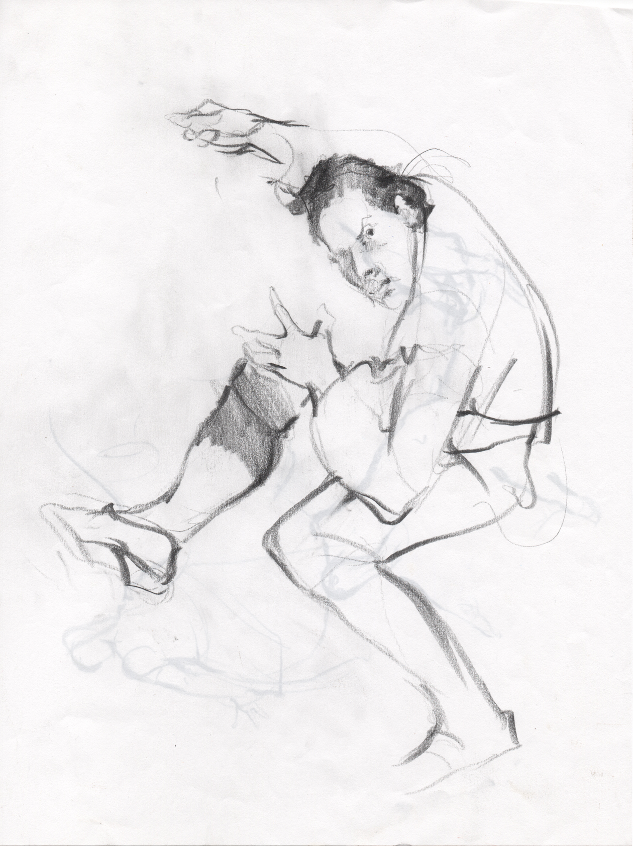 The sketch of figure II